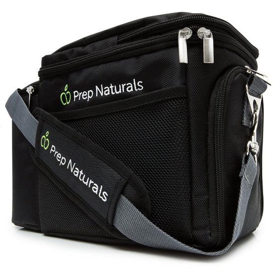 Small Meal Prep Bag - PrepNaturals - Meal Prepping - Food Storage Containers
