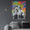 Banksy Kids - Canvas Art