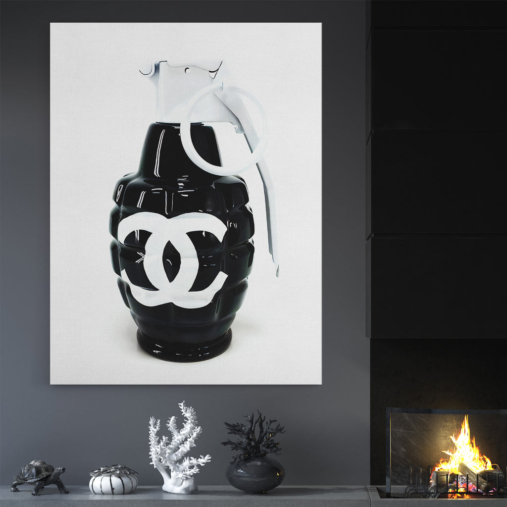 The Chanel Effect - Canvas Art