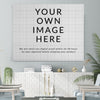 Your own image - Custom Canvas Art (Landscape)