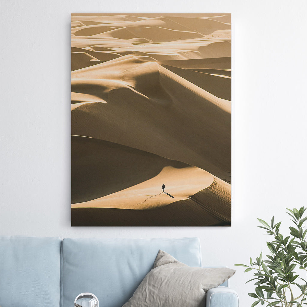 The Desert Within - Canvas Art