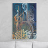 arabic calligraphy canvas art dubai
