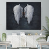 Feathered Wings - Canvas Art