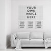 Your own images - Custom Canvas Art (4 Pieces Display)