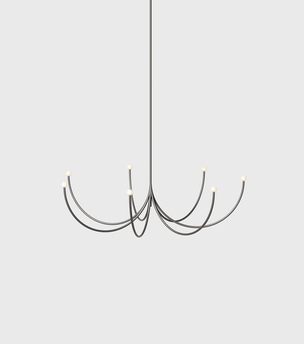 Arca Single Tier Chandelier - Medium