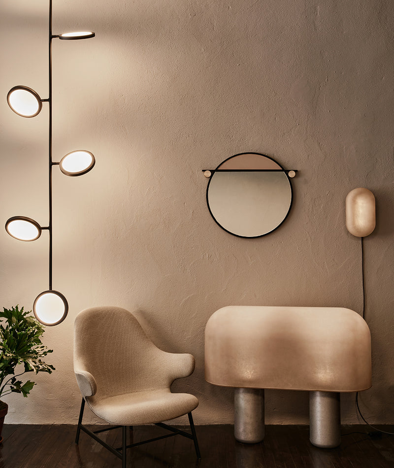 Puffball Room Divider