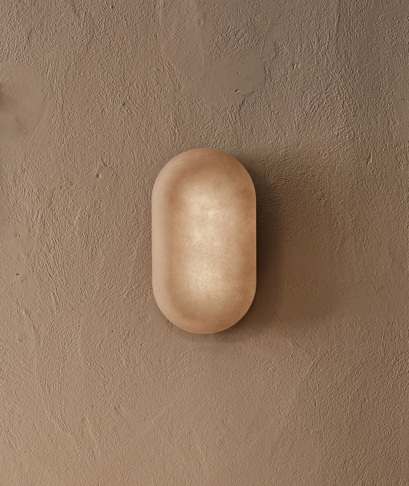 Puffball Wall Sconce