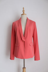 GUESS CORAL FITTED BLAZER - SIZE 8