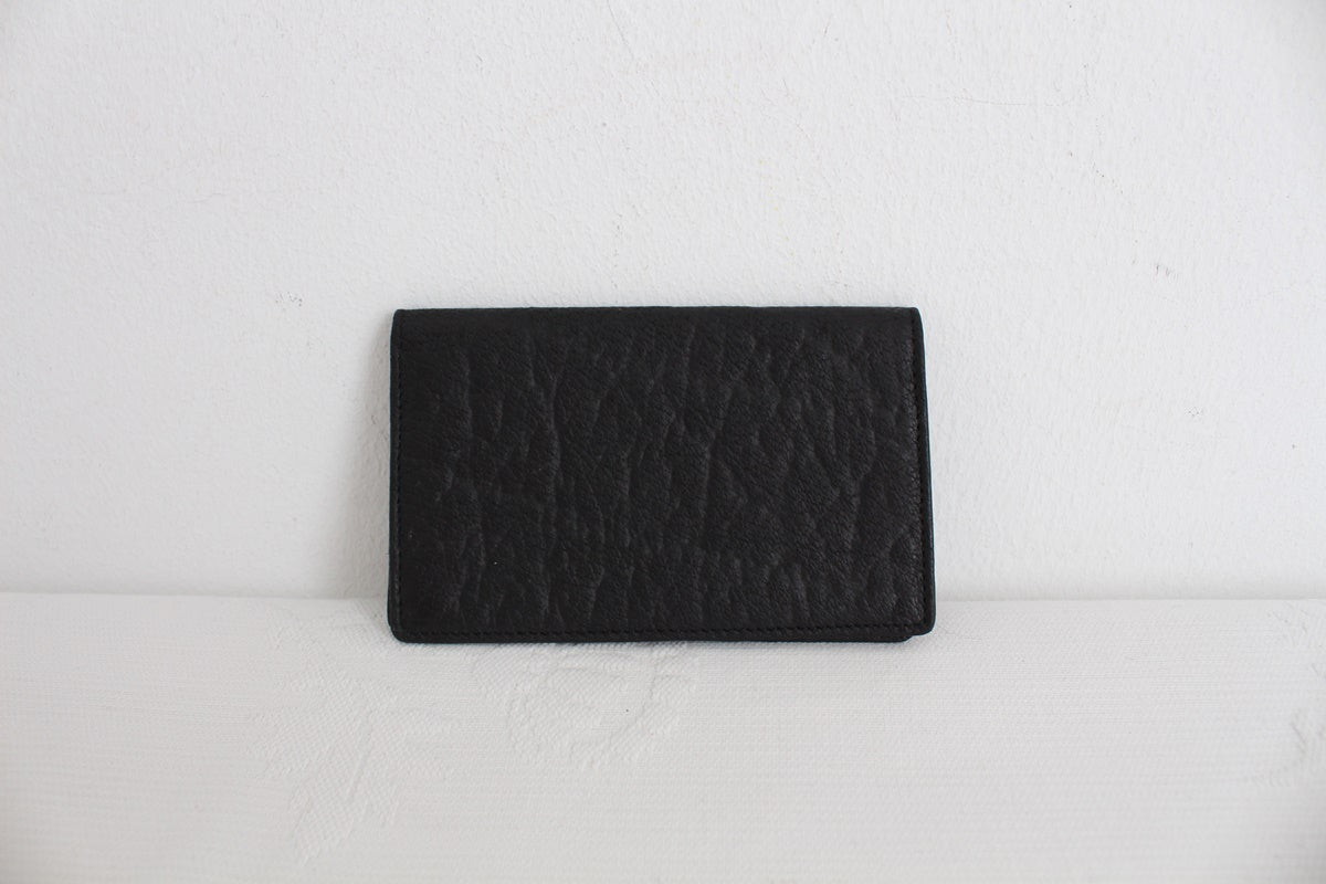 GENUINE BUFFALO SKIN VINTAGE CARD HOLDER