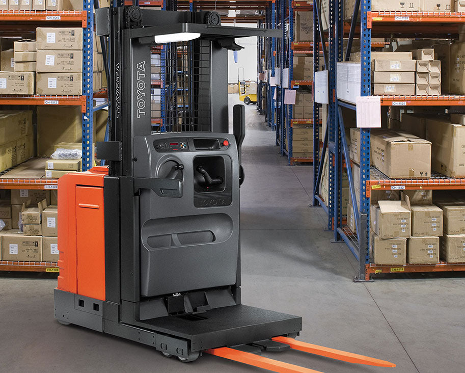 Toyota 6-Series Order Picker Application