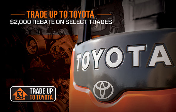 trade up to toyota