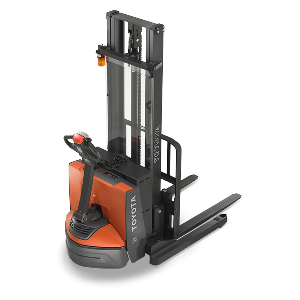 Toyota Electric Pallet Stacker