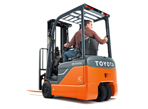 Badger Forklift Equipment Rentals
