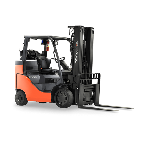 Toyota Box Car Special Forklift