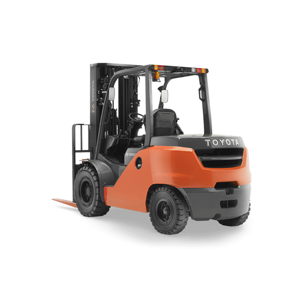 Toyota Mid IC Pneumatic Forklift
