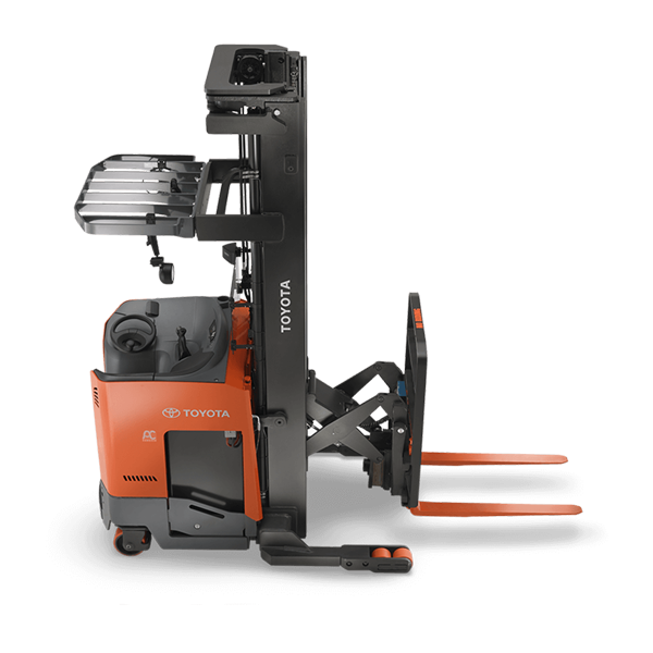 Toyota Electric Reach Truck