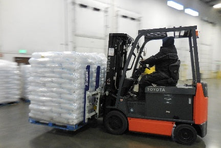 Toyota Core Electric Forklift Photo