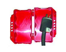 Lock-out Box for Lock-out Tag-out Procedures - Forklift Training Safety Products