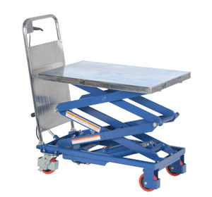 Hydraulic Elevating Lift Cart