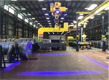 Overhead Crane LED Pedestrian Warning Light