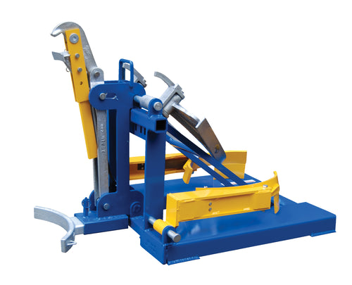 Deluxe Combination Fork Mounted Drum Lifter