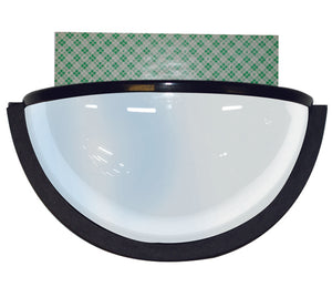 "9"" Dome Forklift Mirror"