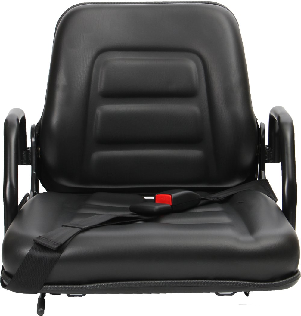 Economical Forklift Seat with Slide Rails