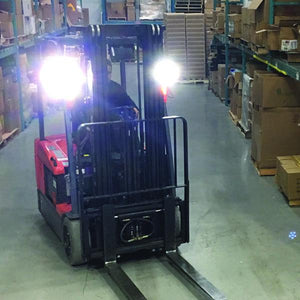 Eco LED Headlight - Forklift Training Safety Products