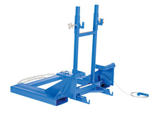 Fork Mounted Trash Can Dumper - Forklift Training Safety Products