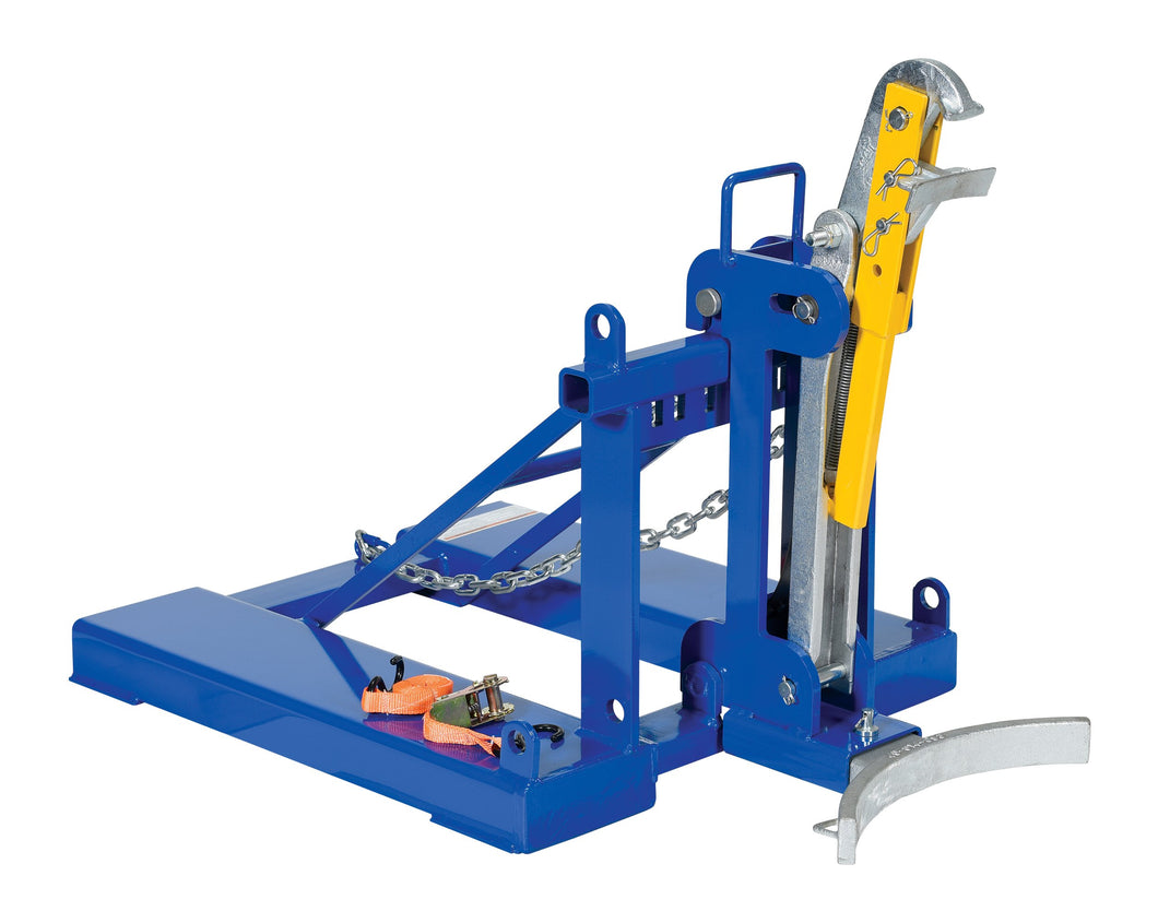 Automatic Beak Drum Lifter - Forklift Training Safety Products