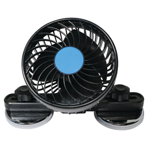 Forklift Operator Fan with Magnetic Mount