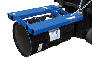 Horizontal Drum Cradle - Forklift Training Safety Products