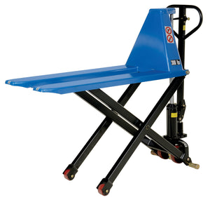 Hand Pump Tote Lifter - Forklift Training Safety Products