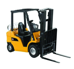 Generic Orange LPG Model Truck - Forklift Training Safety Products