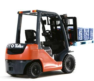 Scale Model Lift Truck - Forklift Training Safety Products