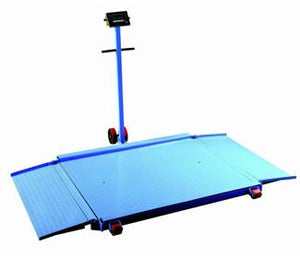 Portable Floor Scale - Forklift Training Safety Products