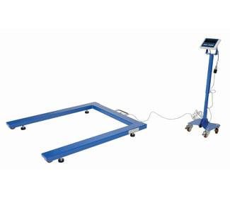 U-Shaped Platform Scale - Forklift Training Safety Products
