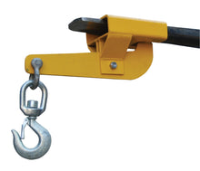 Single Fork Attachment - Forklift Training Safety Products