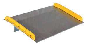 Aluminum Dock Board with Curbs