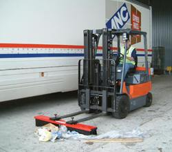 "ValuSweep - 48"" or 60"" - Forklift Training Safety Products"