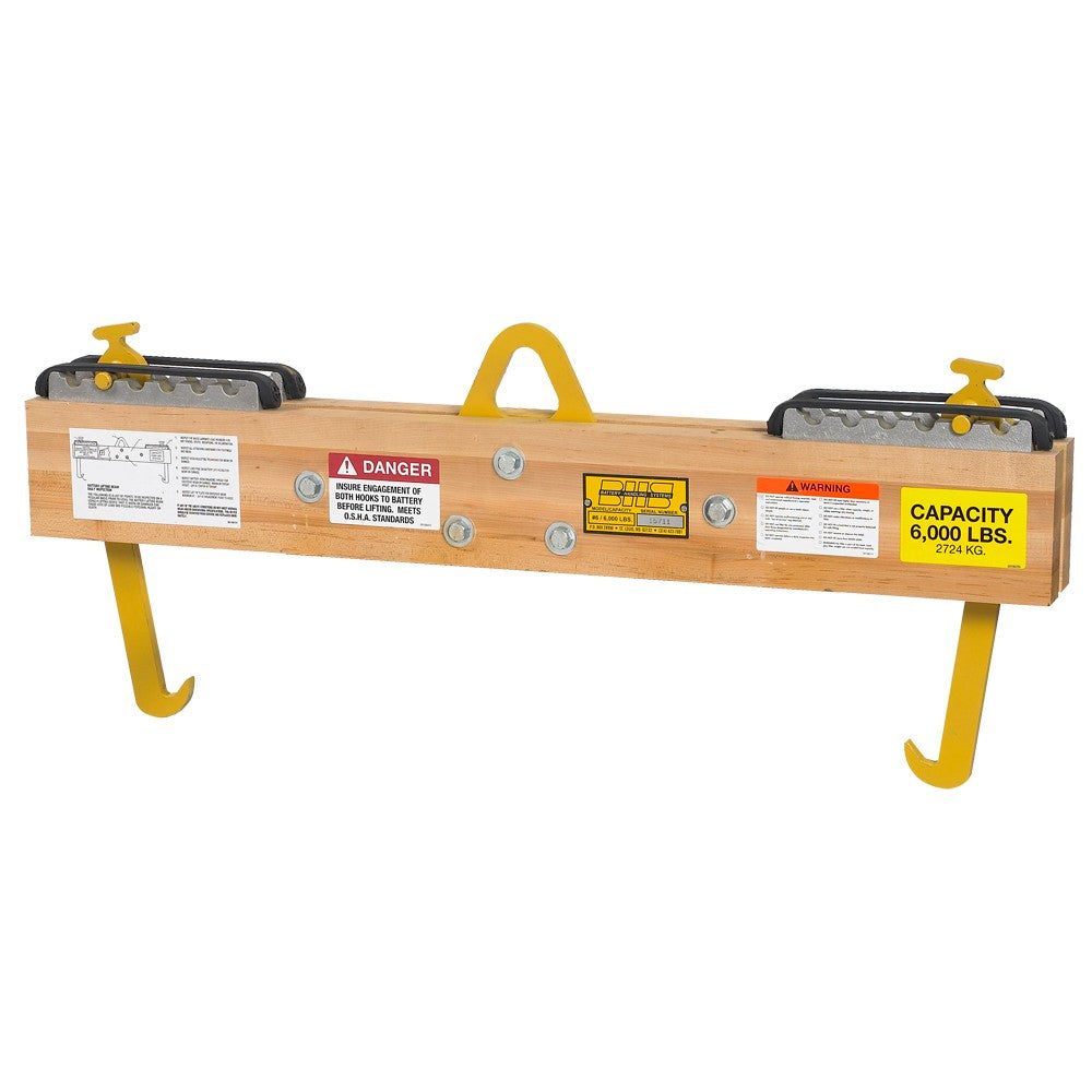Forklift Battery Lifting Beam
