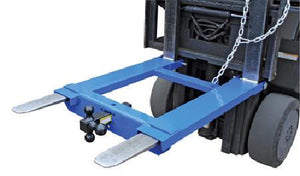 Fork Mounted Hook Base - Forklift Training Safety Products