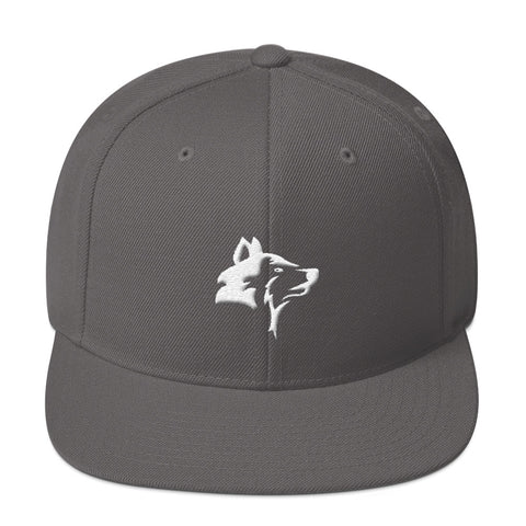 WOLF - LONEPRENEUR GREY SNAPBACK