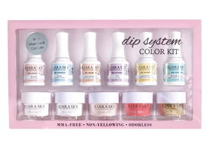 Dip Powder Color Kit