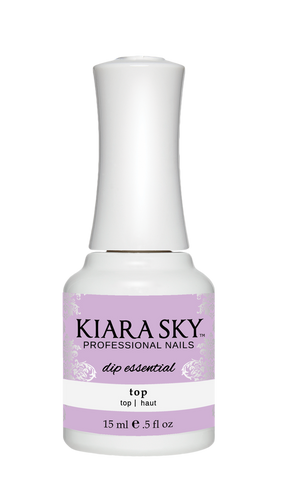Kiara Sky Dip Essentials #4 Top Coat