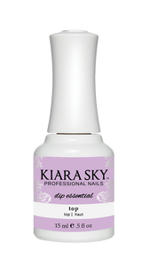 Kiara Sky Dip Essentials Top Coat Dtp4