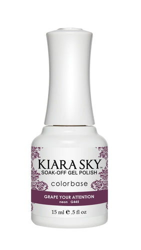 Kiara Sky Grape Your Attention G445