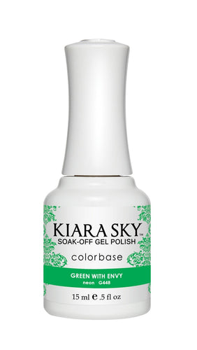 Kiara Sky Green With Envy G448