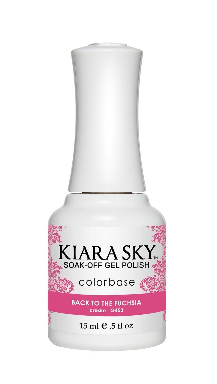 Kiara Sky Back To The Fuchsia G453