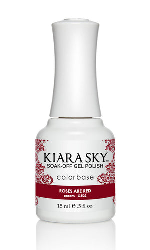 Kiara Sky Roses Are Red G502